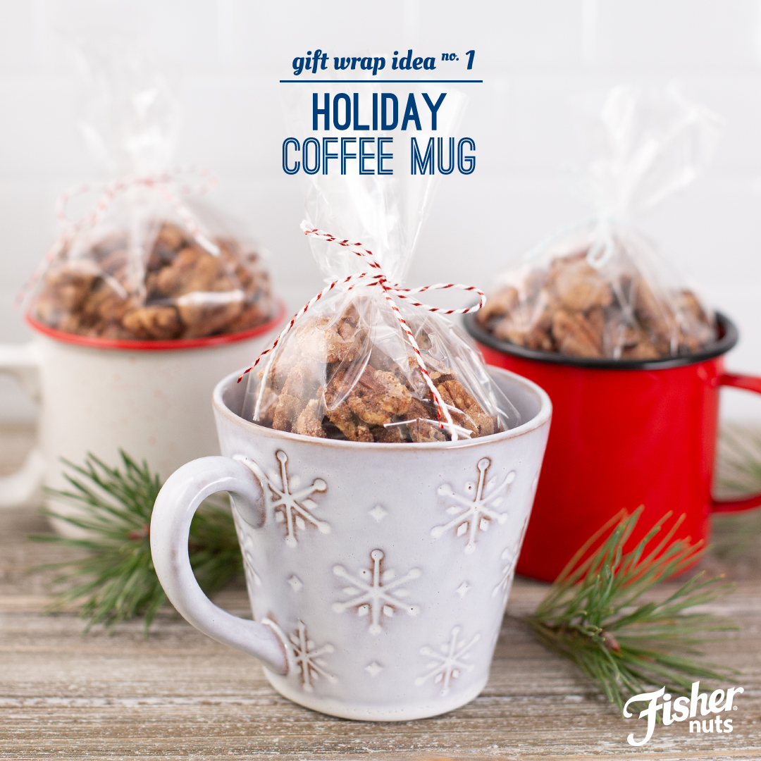 Fisher Nuts 3 Holiday Gift Ideas You Can Make At Home
