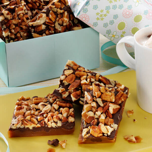 Honey Pecan Toffee