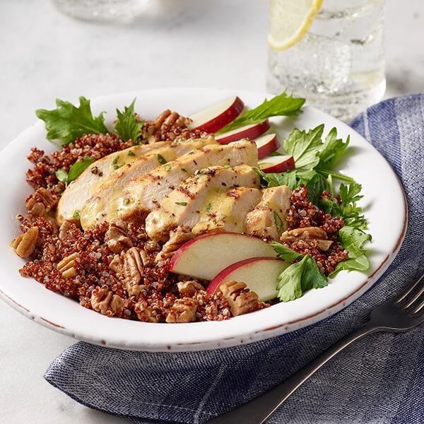 Quinoa Pecan Bowl