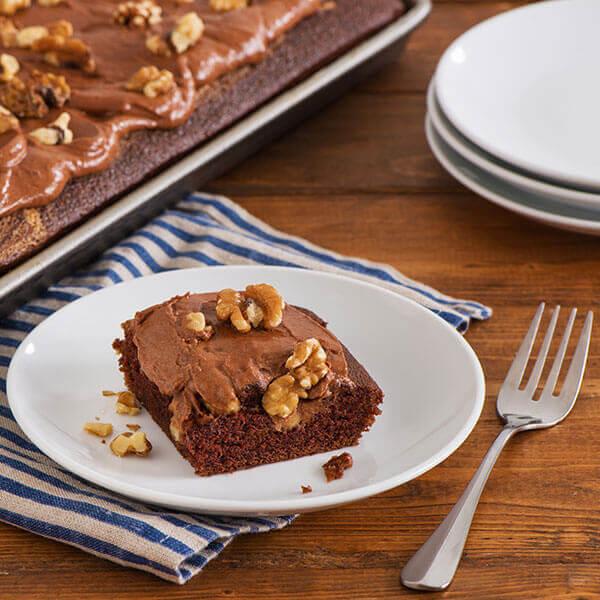 Texas Peanut Butter Sheet Cake