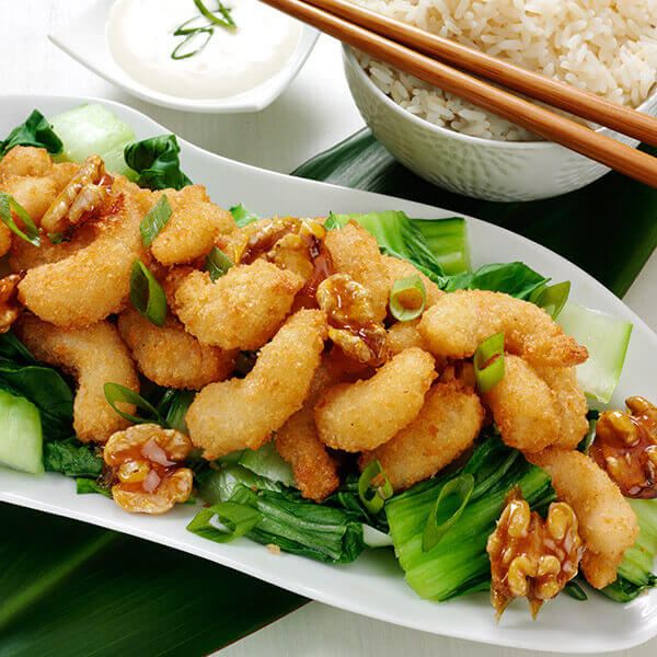 Walnut Shrimp