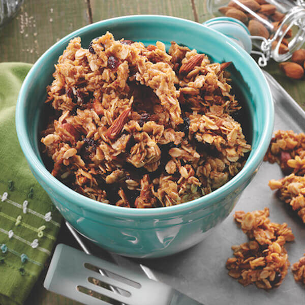 Almond & Cherry Granola