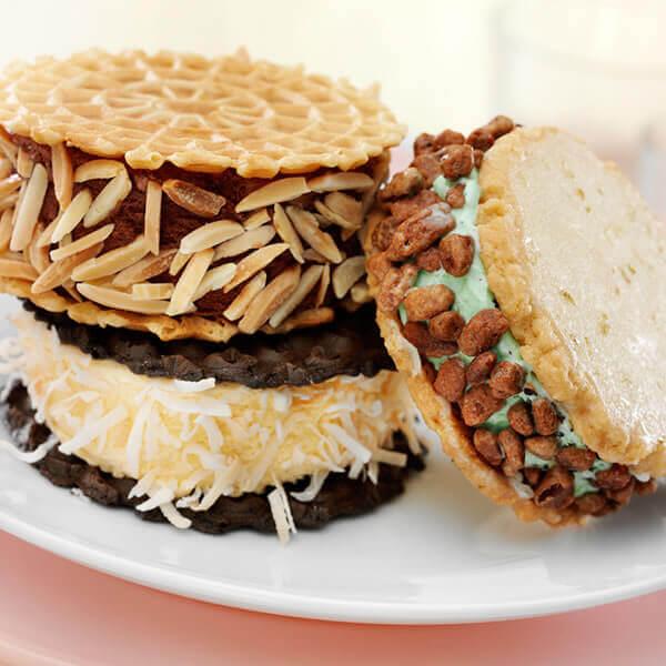 Ice Cream Sandwich Delights