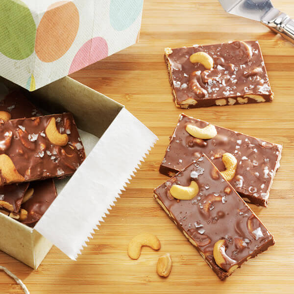 Sea Salt & Cashew Bark