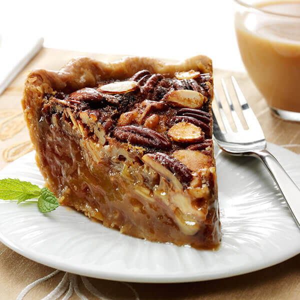 Nut Lovers Pie